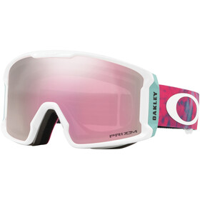 Oakley Line Miner XM - Lunettes de protection - rose/Multicolore